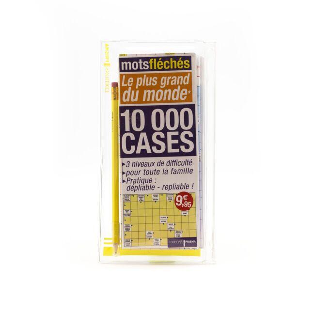 MOTS FLÉCHÉS GÉANT 10 000 CASES