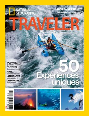 National Geographic Traveler Hors série n°2