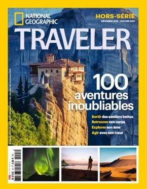 National Geographic Traveler Hors série n°3