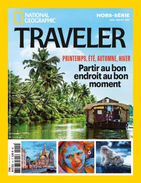 National Geographic Traveler Hors série n°4