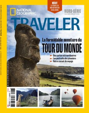 National Geographic Traveler Hors série n°6