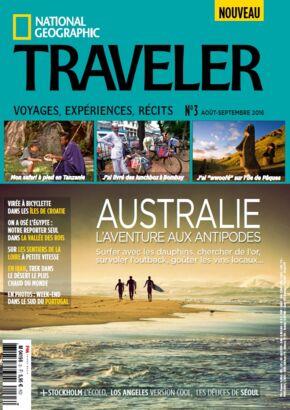 National Geographic Traveler n°3