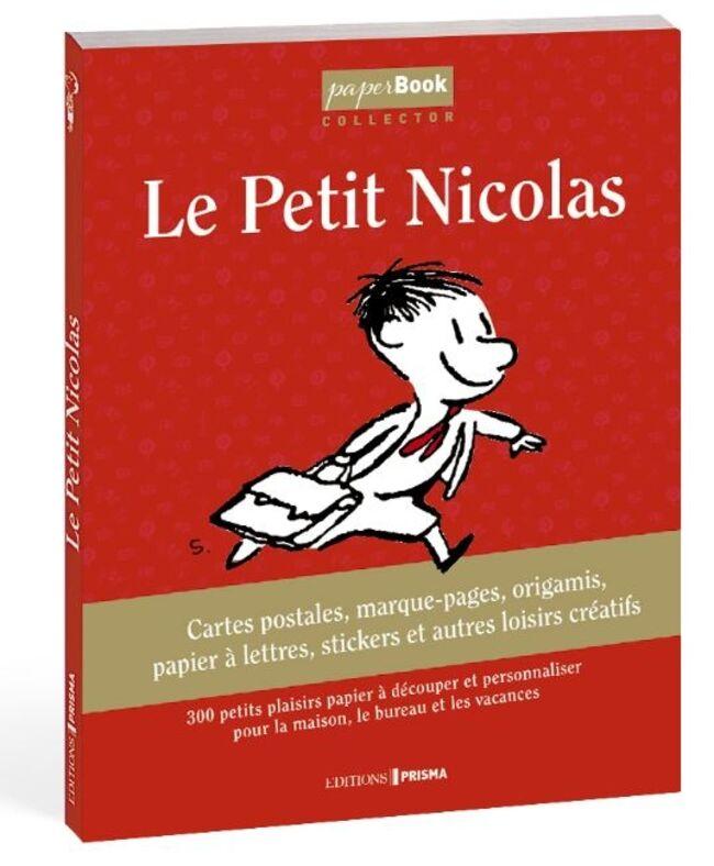 le-petit-nicolas-paper-book