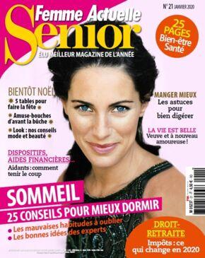 Femme Actuelle Senior n°21