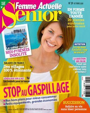 Femme Actuelle Senior n°29