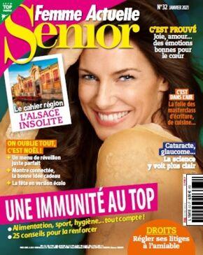 Femme Actuelle Senior n°61