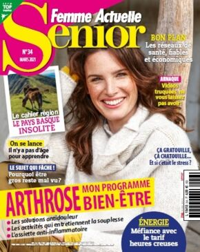 Femme Actuelle Senior n°34