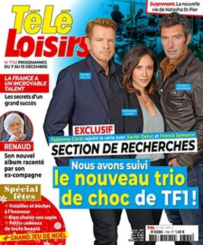 Télé Loisirs n°1762