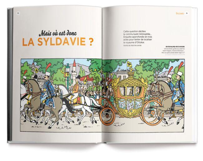 Livre Tintin, édition collector