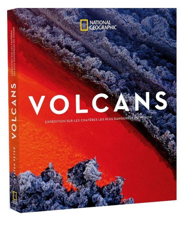 Livre Volcans
