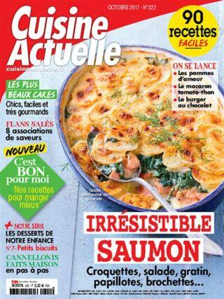 Vente au num ro num rique cuisine actuelle f minins tous les magazines prismashop - Prismashop cuisine actuelle ...