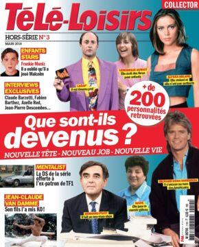Hors-série Télé Loisirs n°69 - Que sont-ils devenus ?