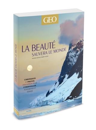 Livre La beauté sauvera le Monde edition prestige